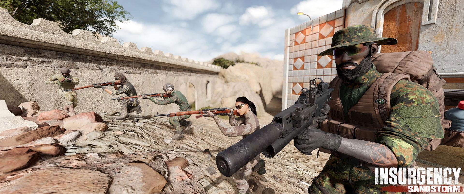 Insurgency: Sandstorm :: Community Update #2: New Game Mode