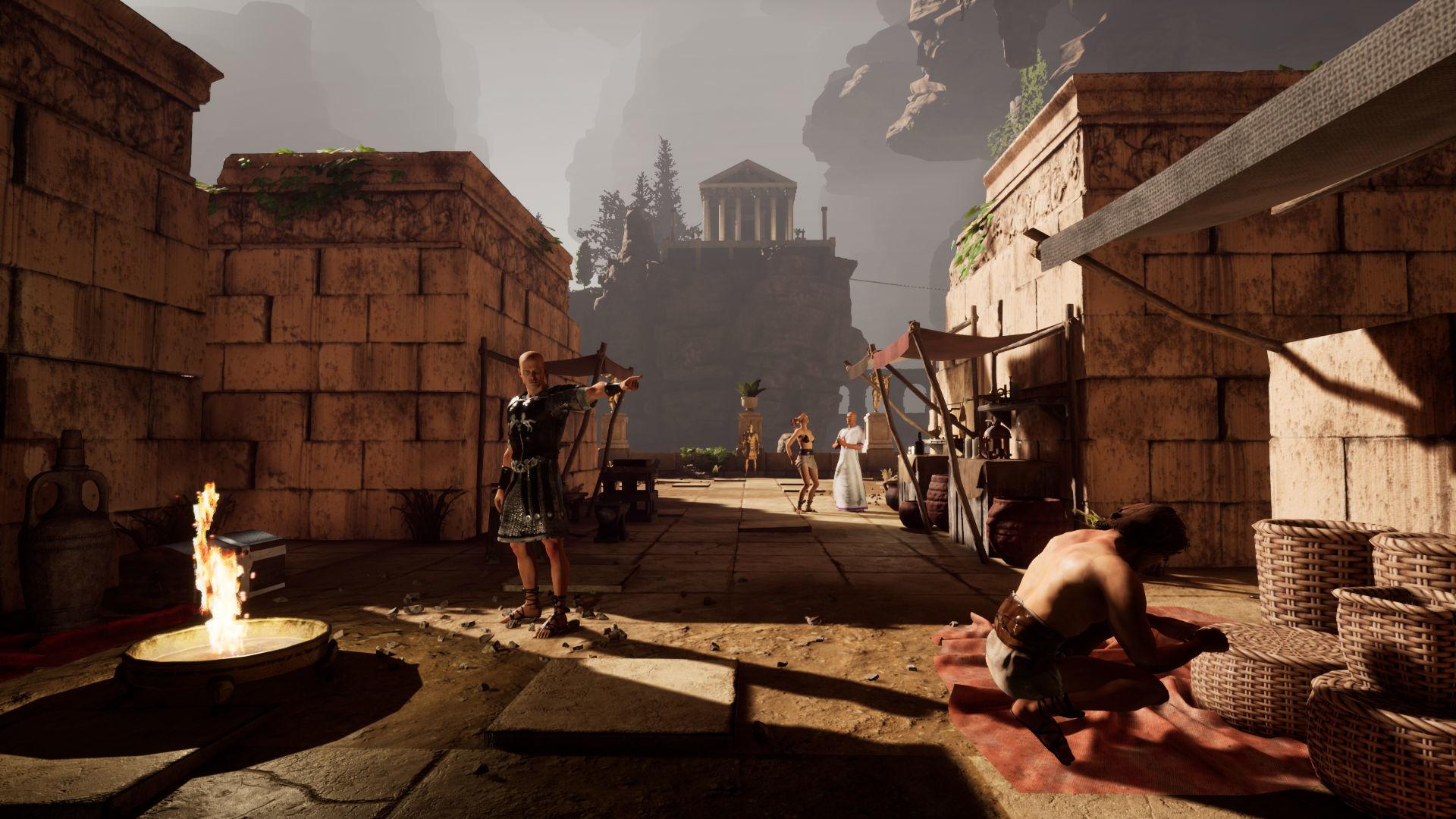 The Forgotten City on Steam