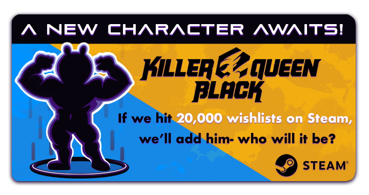 Killer Queen Black on Steam