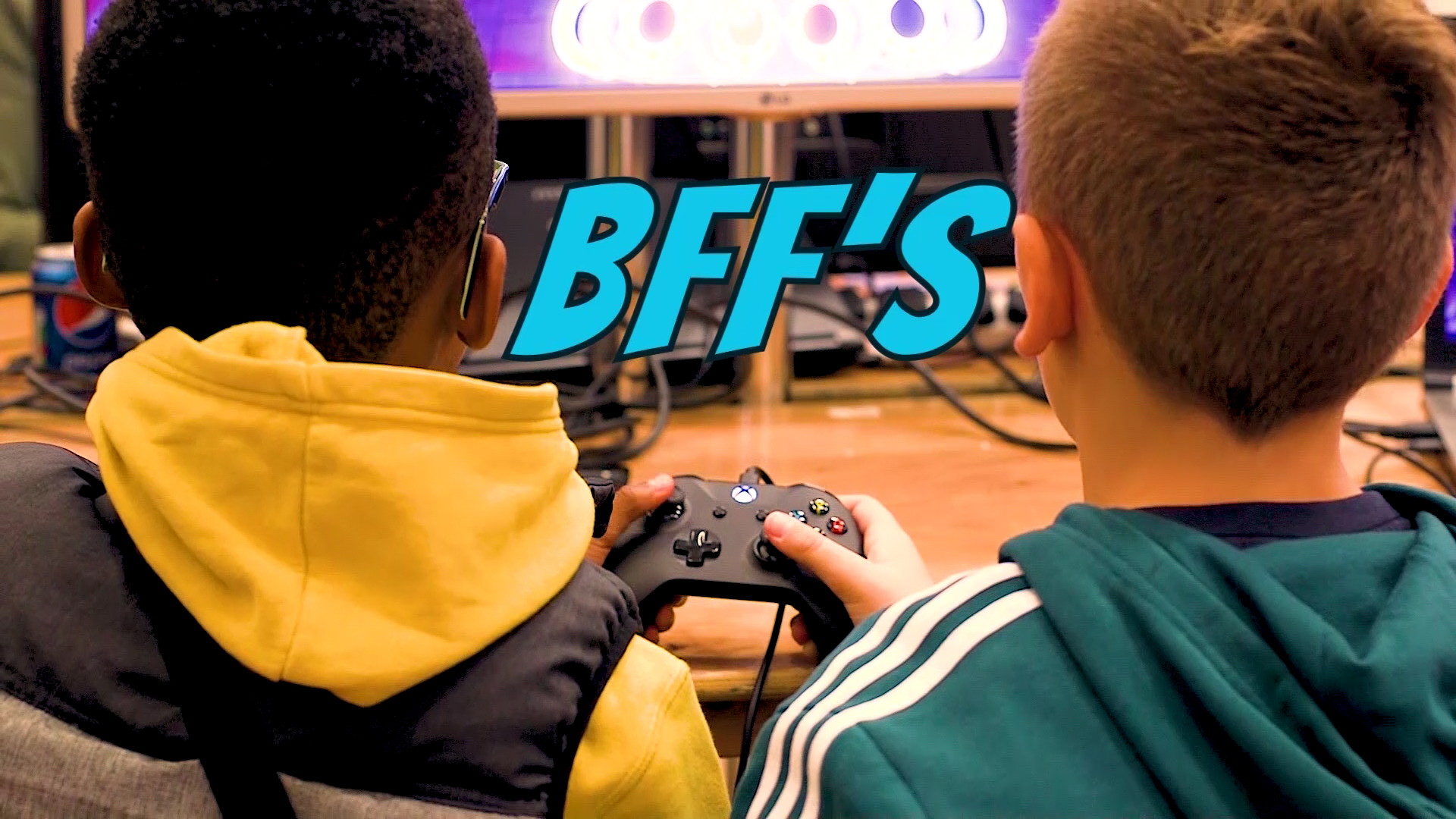BFF or Die :: Ανακοινώσεις ομάδας