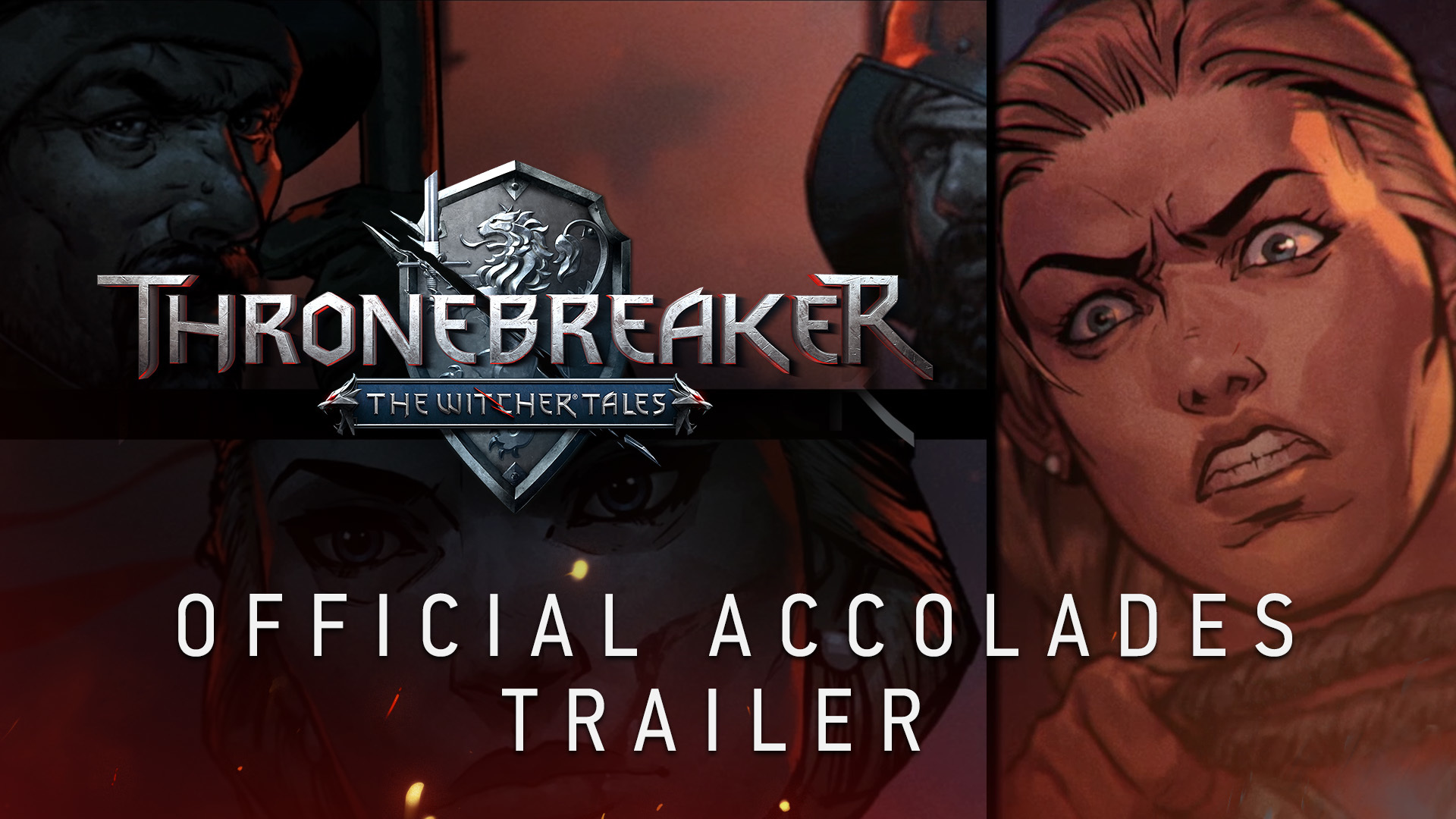 Thronebreaker: The Witcher Tales is now available on Steam!