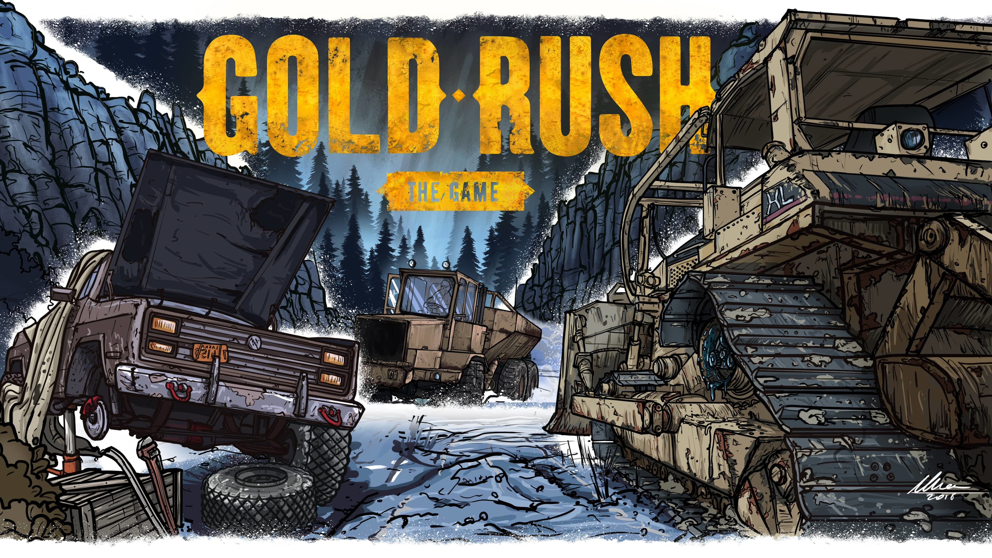 Gold Rush The Game Multiplayer Deutsch