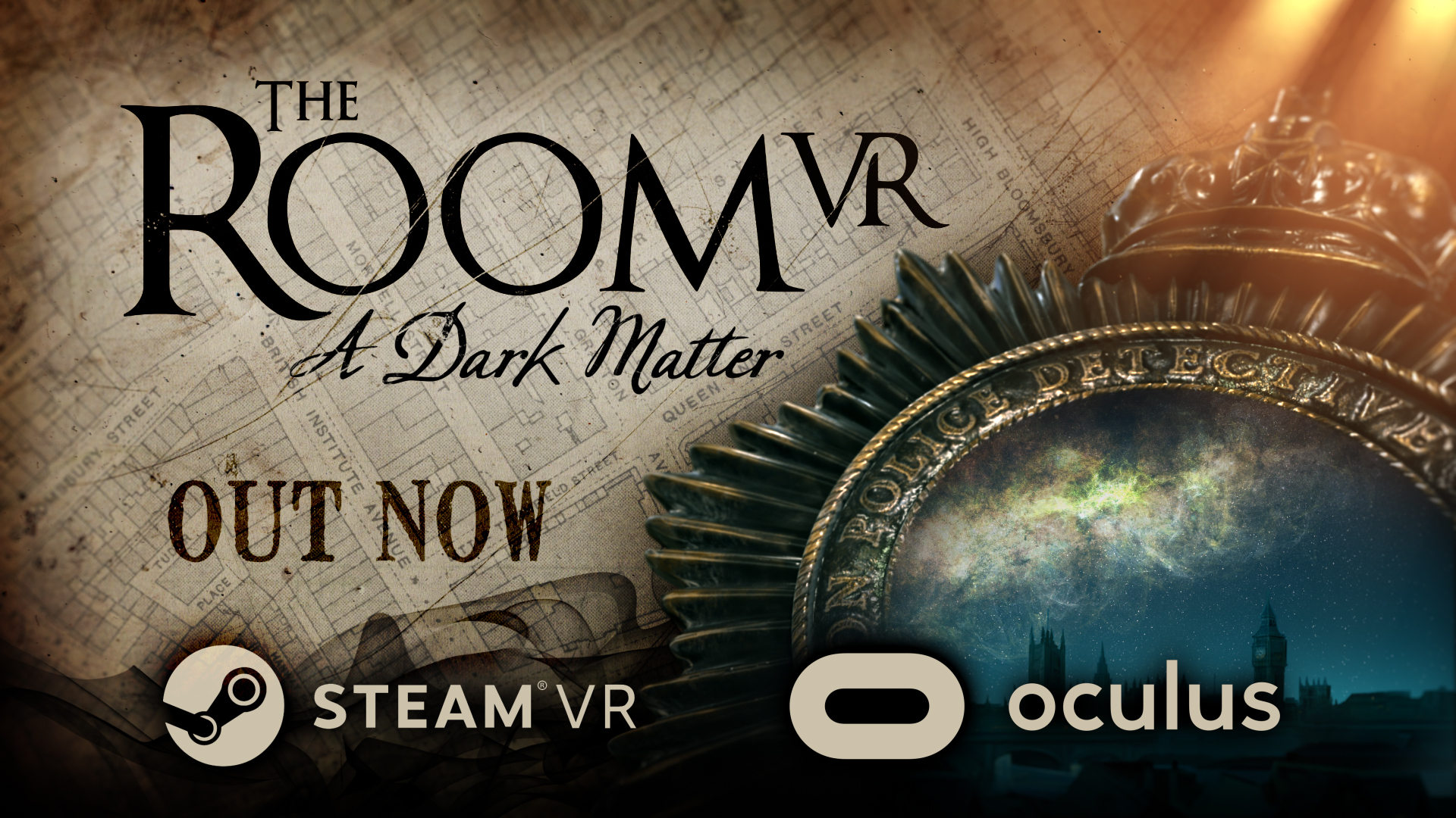 The Room VR: A Dark Matter - OUT NOW!!!