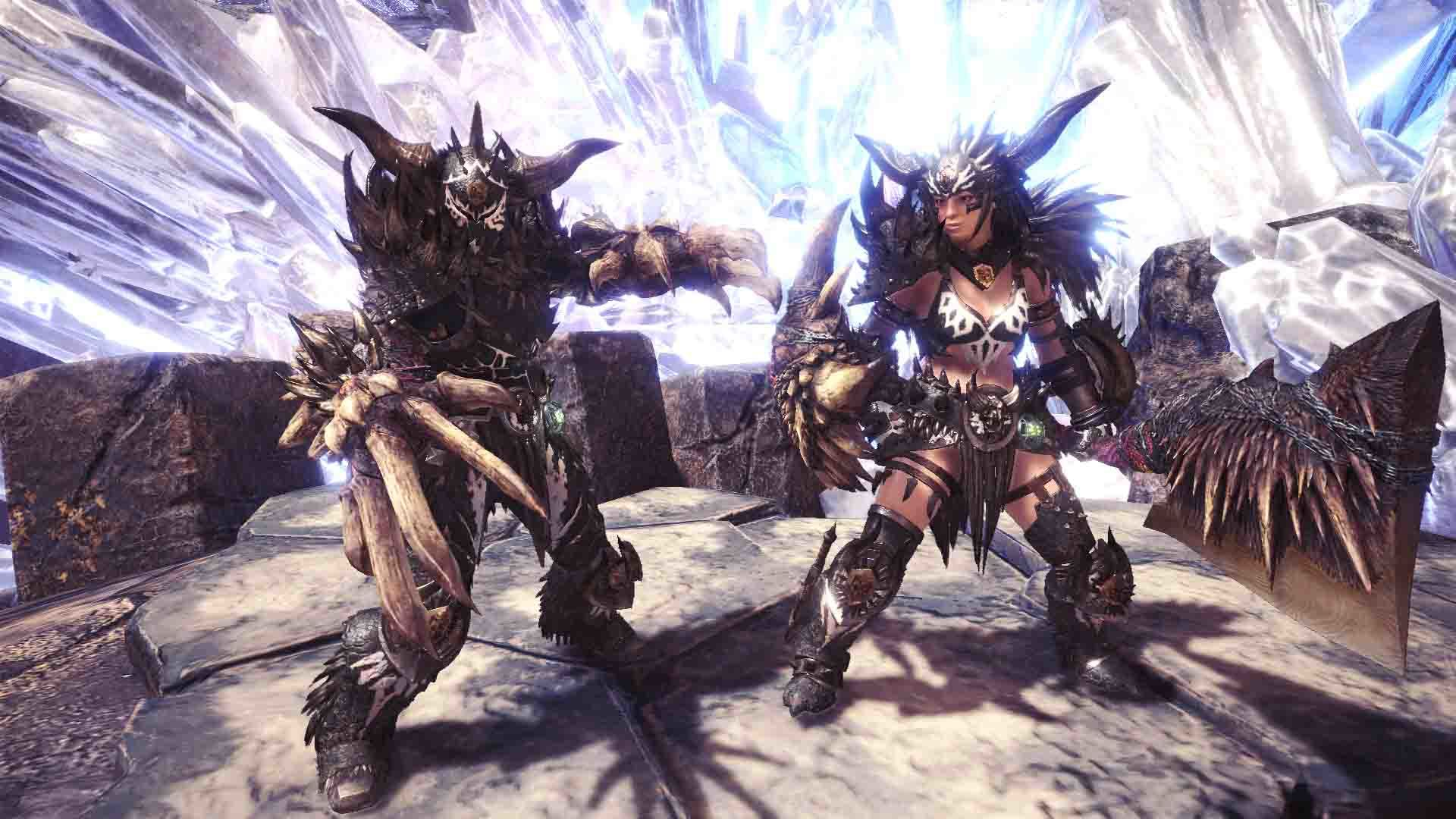 MONSTER HUNTER: WORLD :: An Arch-tempered Nergigante bursts onto Steam!
