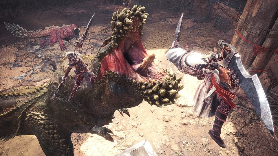 MONSTER HUNTER: WORLD :: Get Ready for a Special Collaboration Event