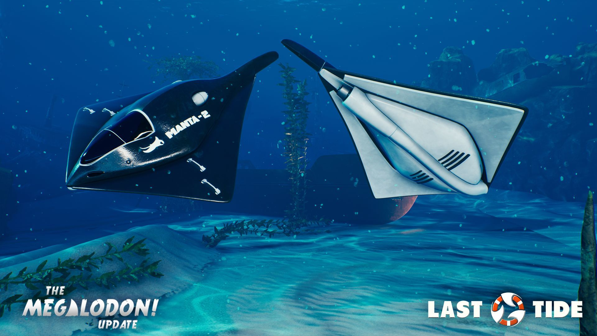 Steam :: Last Tide :: Last Tide: MEGALODON!