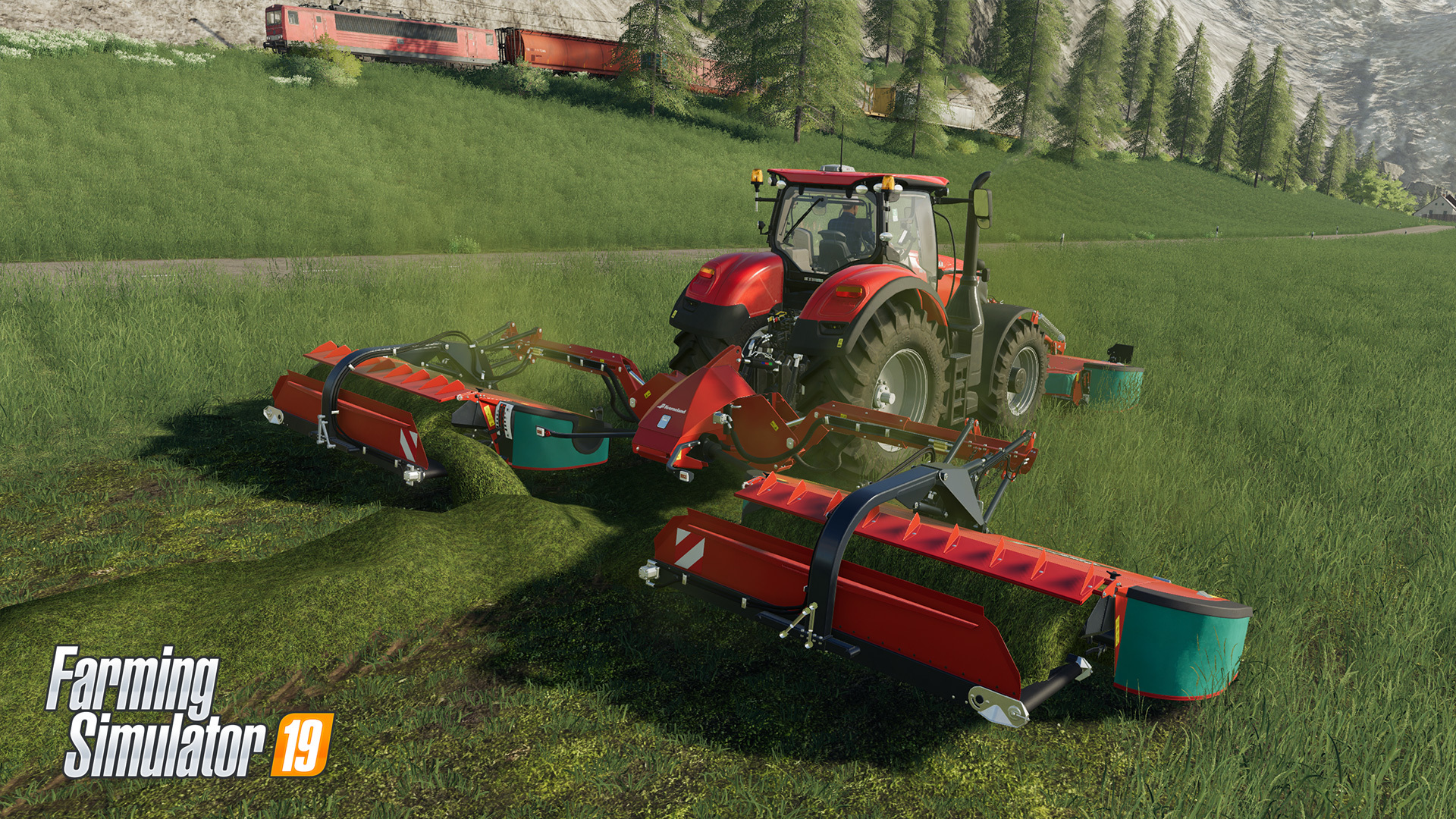 The Kverneland & Vicon Equipment Pack releases June 16!