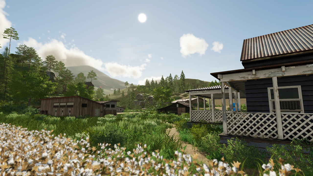 Farming Simulator 19 :: Devblog: Improved Farm Creation