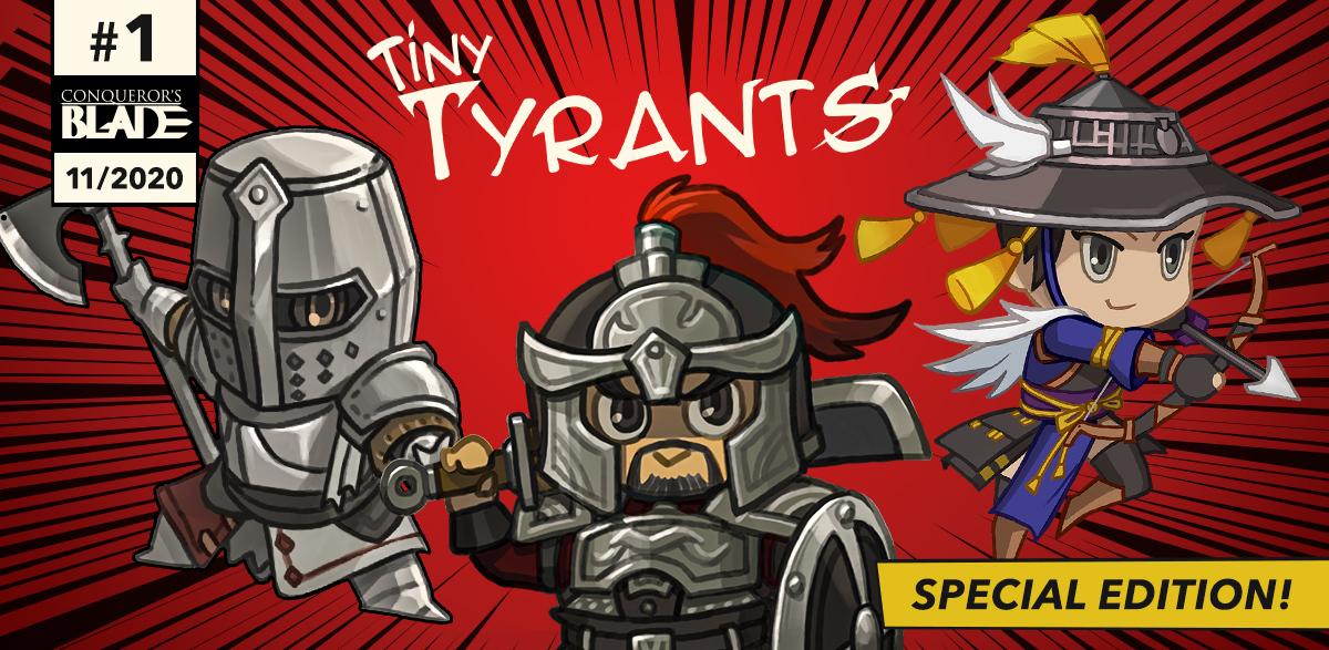 Tiny Tyrants #1