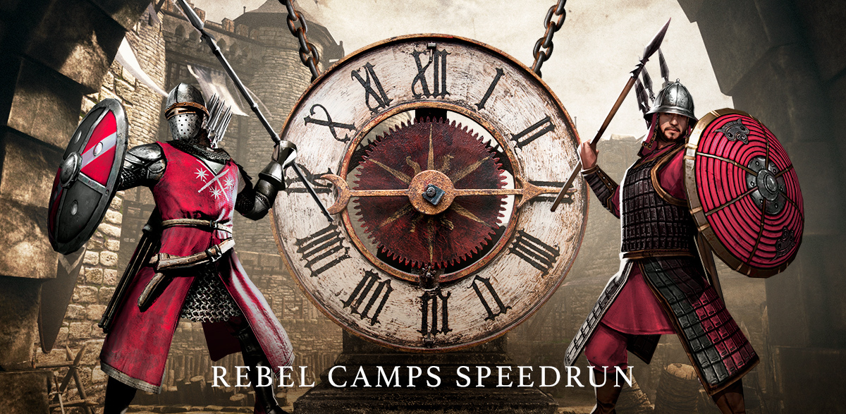Community event: Rebel Camp Speedrun 4