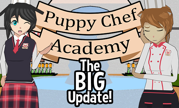 Puppy Chef Academy update for December 6, 2018 · Puppy Chef Academy