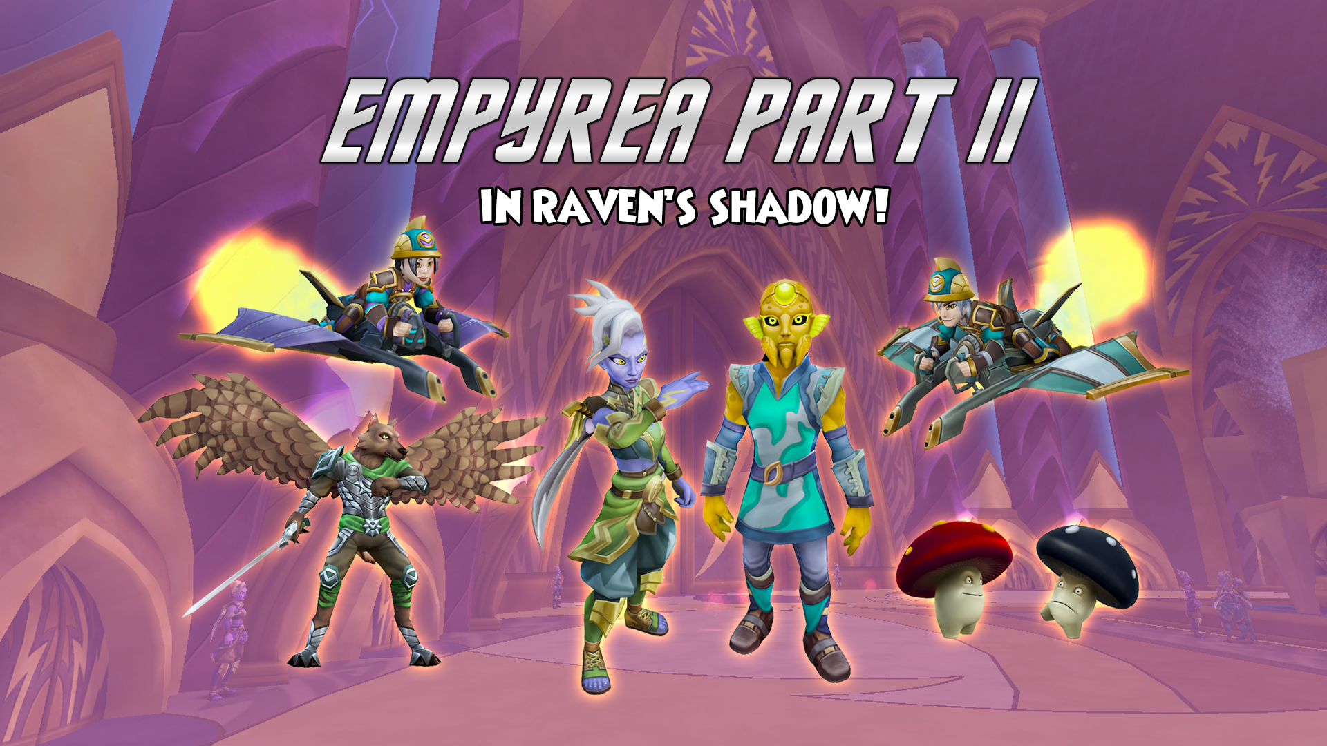 Wizard101 Empyrea Part 2 Out Now