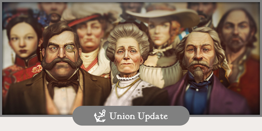 Union Update: Meet your rivals!