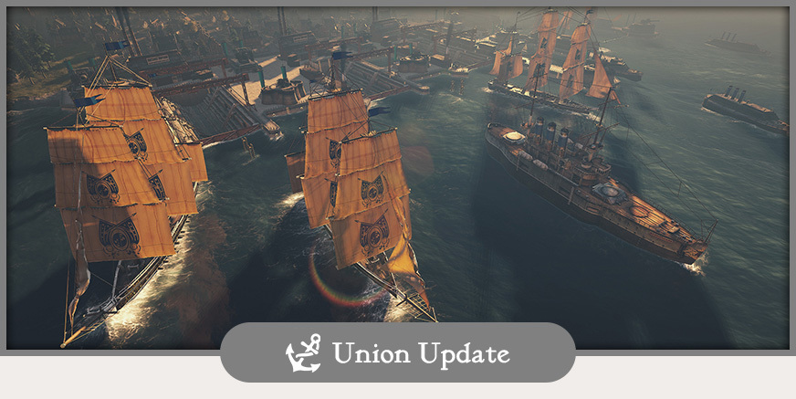 Union Update: Conquer together