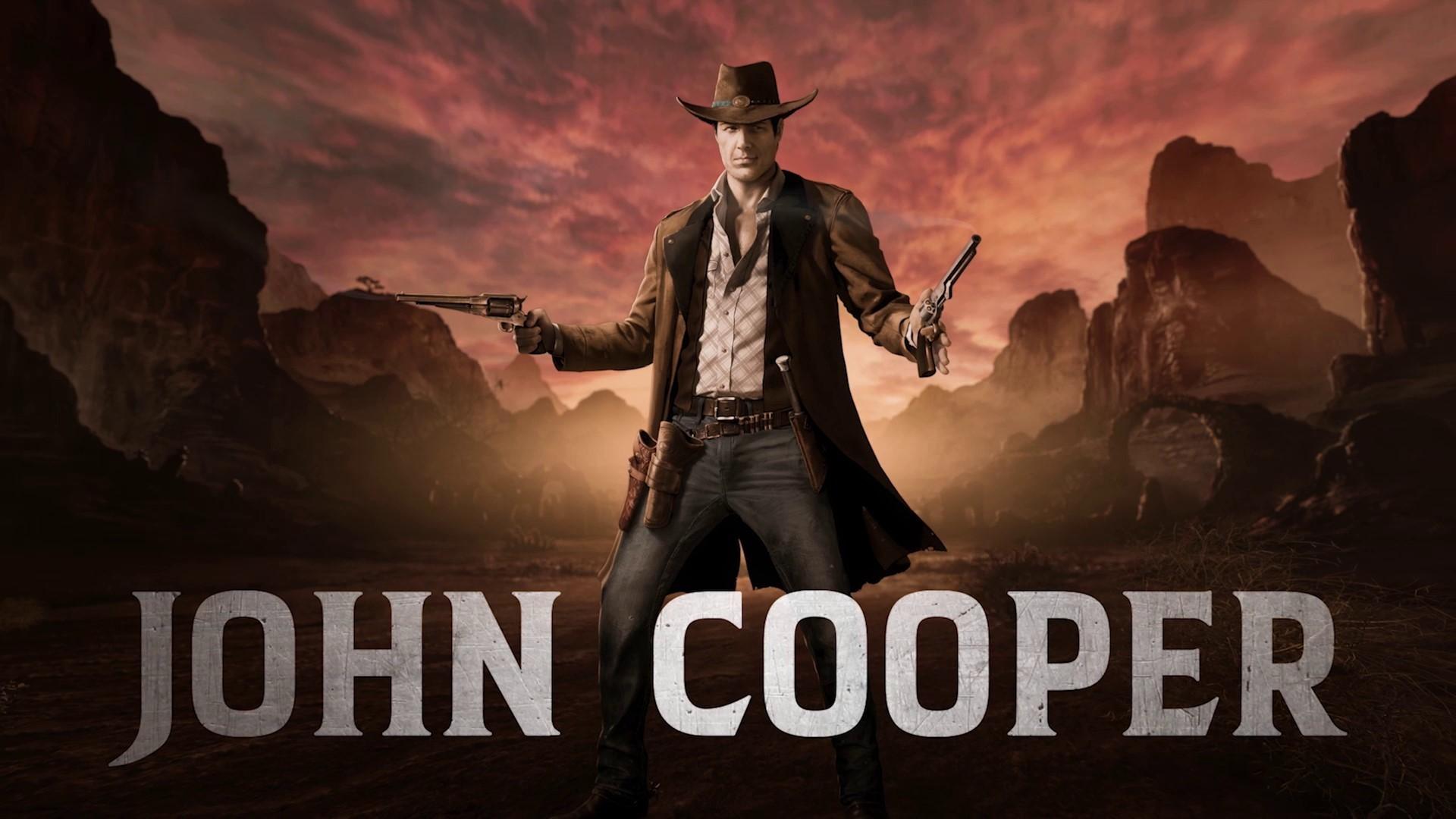 Desperados Iii Gunslinger S Paradise John Cooper Reveals Desperados Iii S Release Date Steam News