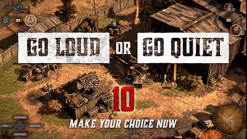 Desperados Iii Make Your Choice Now Interactive Trailer For Desperados Iii Released Nea Steam