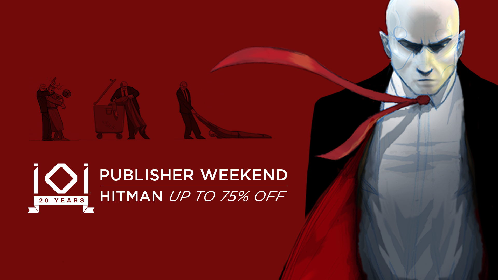 save 75 on hitman absolution on steam