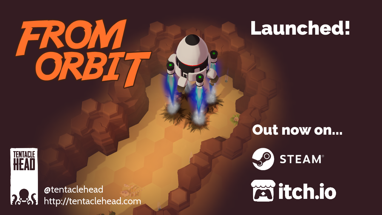 From Orbit :: From Orbit has Launched!