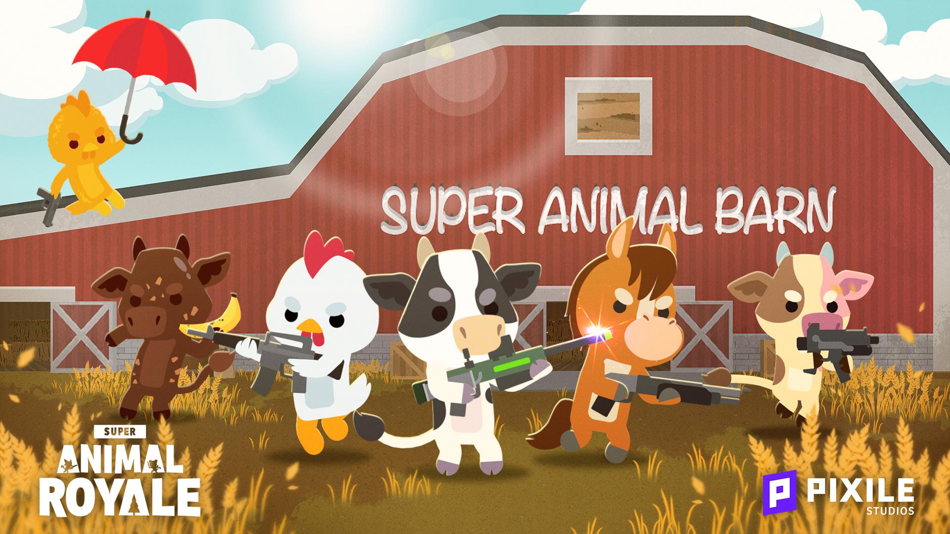 Steam Community :: Super Animal Royale