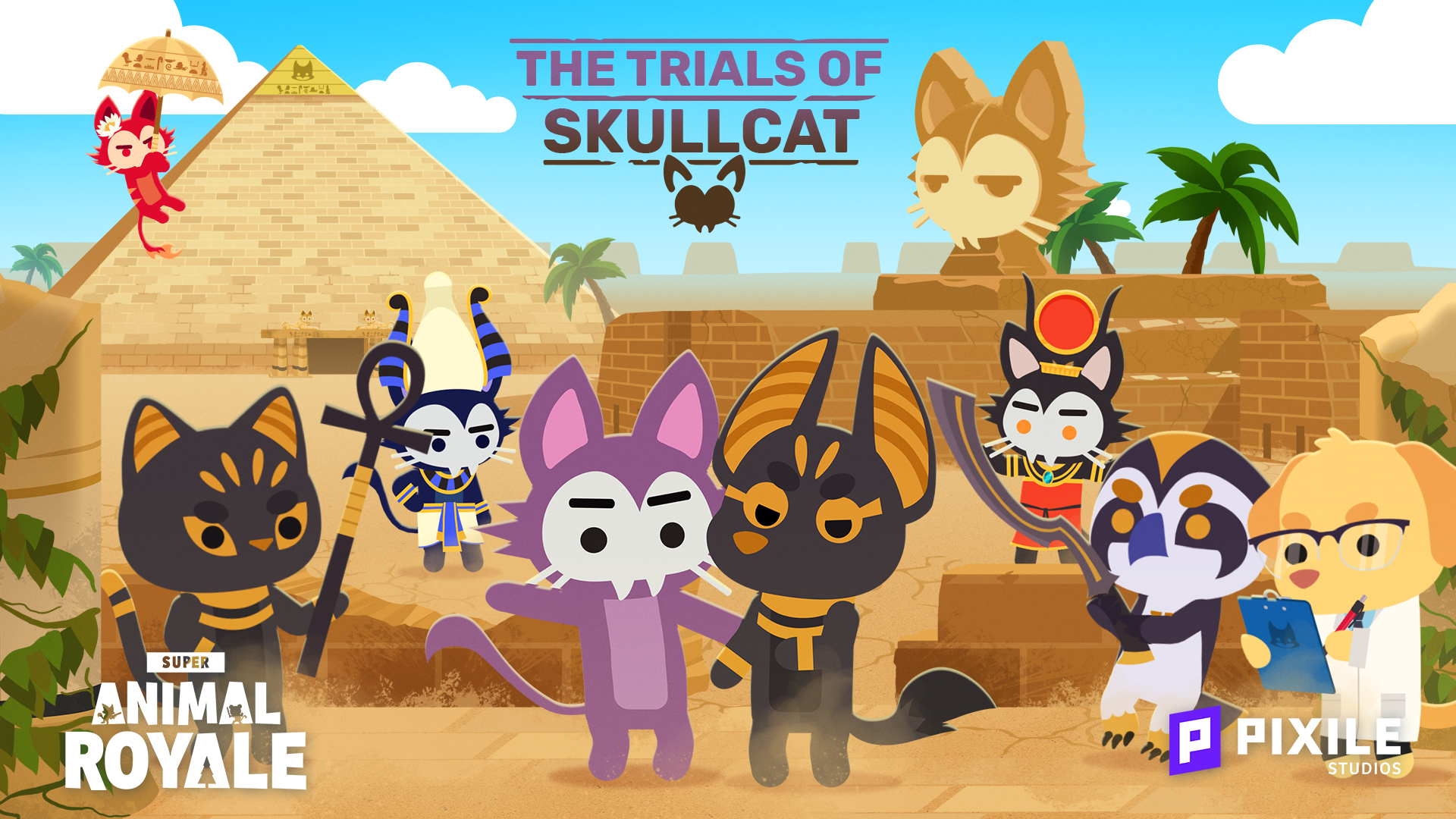 The Trials of Skullcat Update is Here