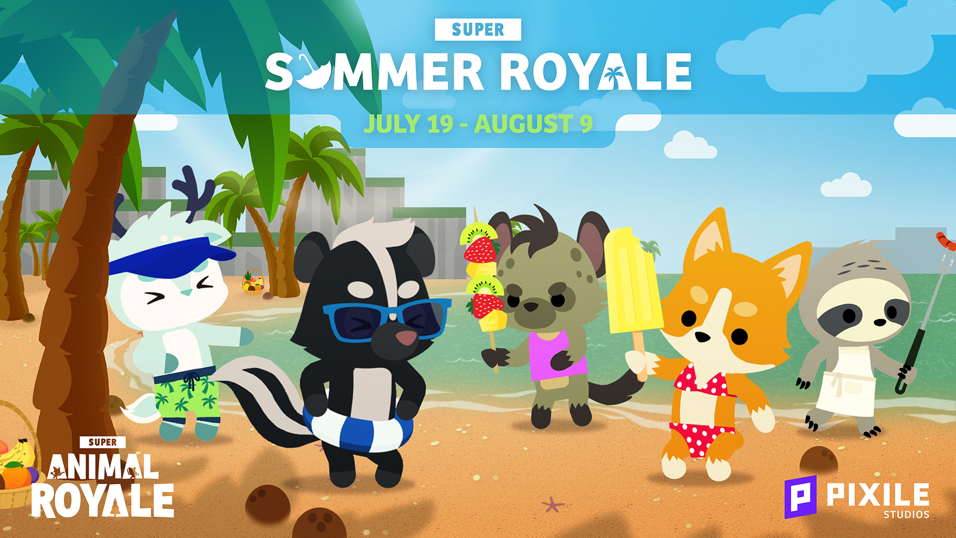 Steam Community :: Super Animal Royale