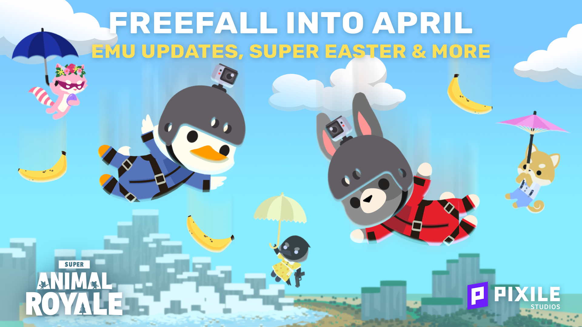 v0.93.1: Freefall into Super Easter