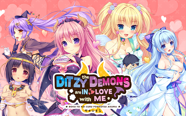 Image result for Ditzy demons