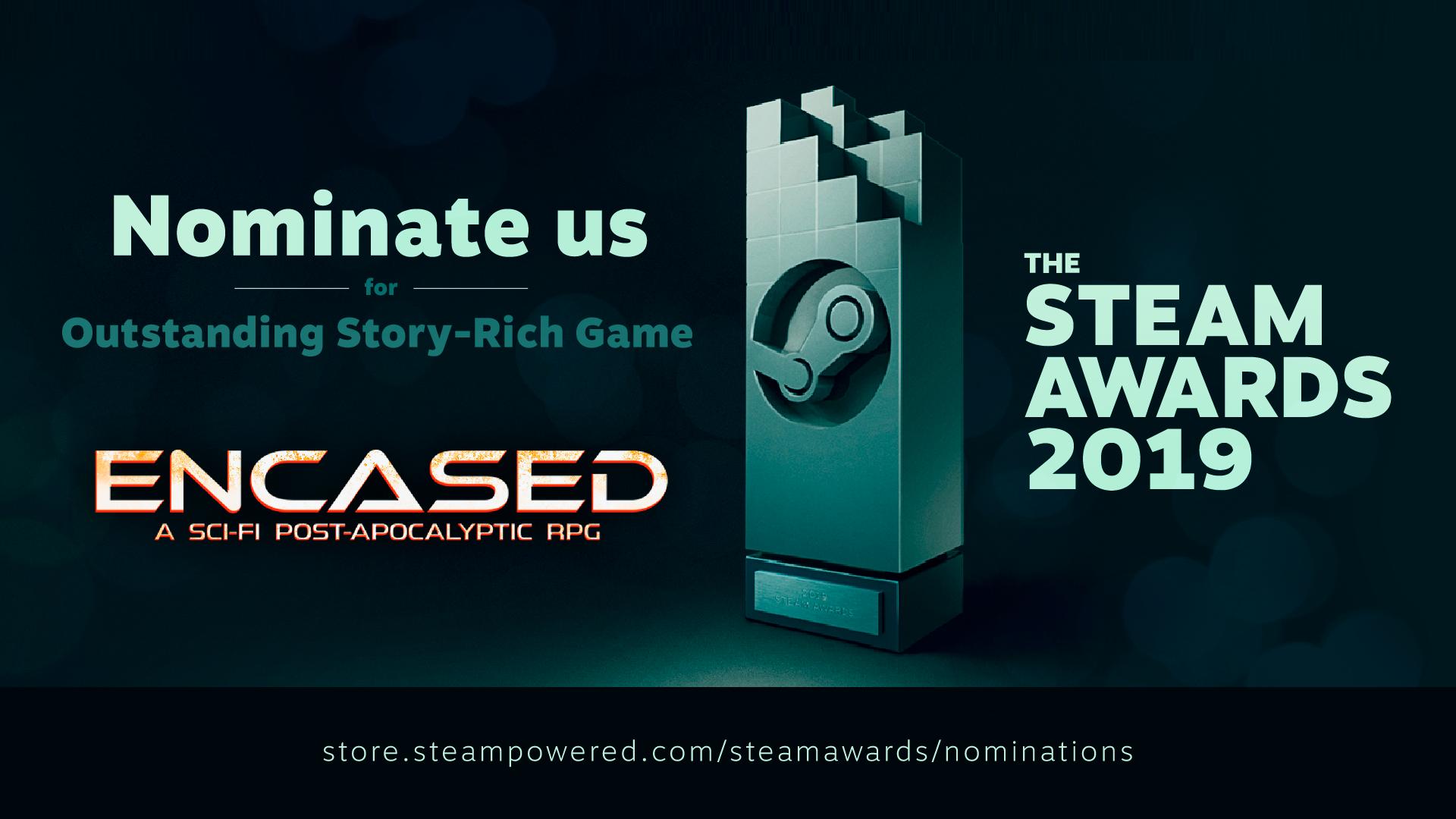 Hasil gambar untuk steam awards 2019