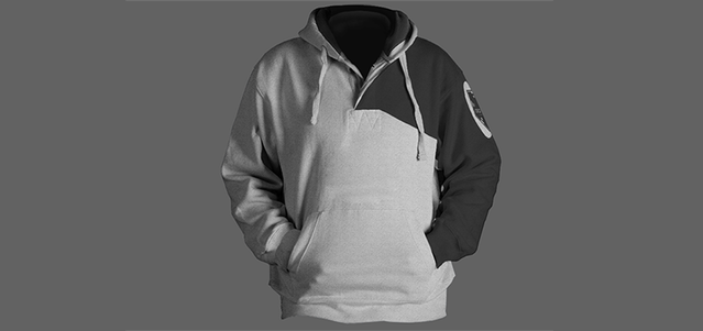 d273c582 ... with a soft hooded top that would allow them to carry out their duties  in comfort, protected from the cold - and from accidental radiation  exposure.