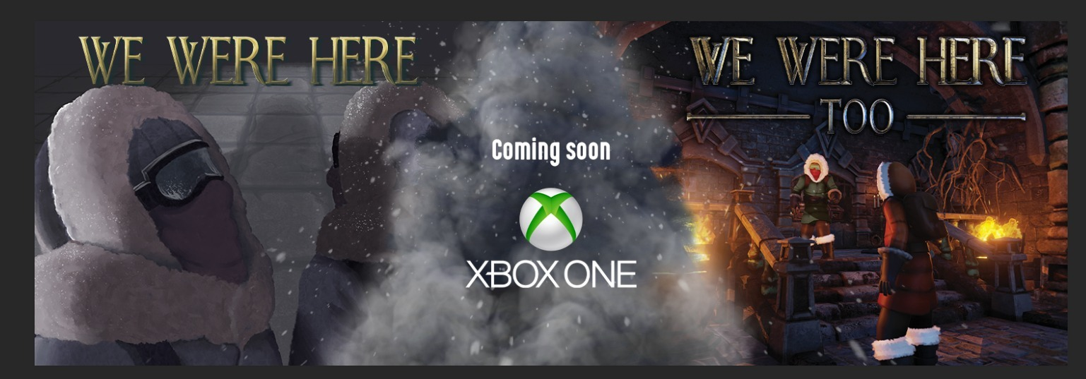 Citaten Weergeven Xbox One : We were here on steam