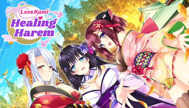 LoveKami Healing Harem Descends On November 14th Contest Info
