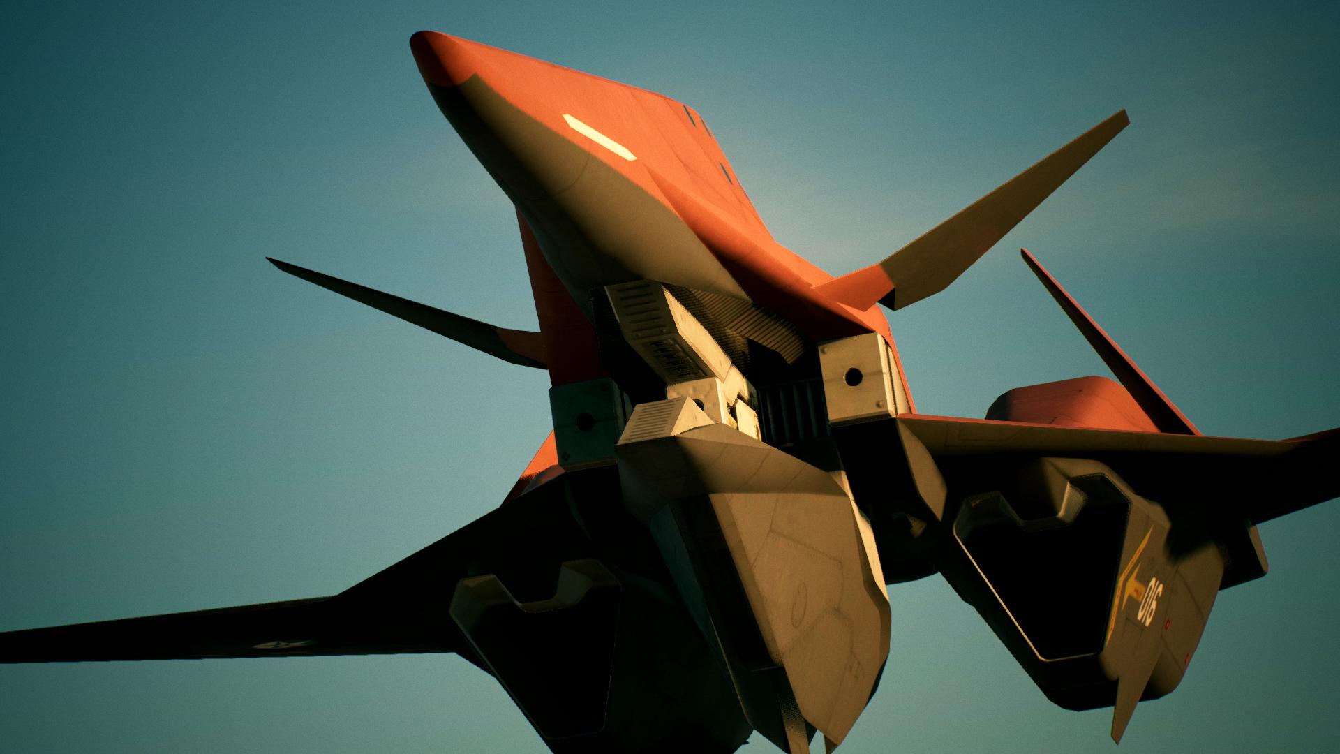 ACE COMBAT™ 7: SKIES UNKNOWN :: DLC 2: ADF-01 FALKEN Set Out