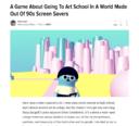 ART SQOOL on Kotaku
