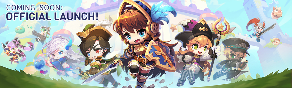 MapleStory 2 :: Coming Soon: Official Launch!