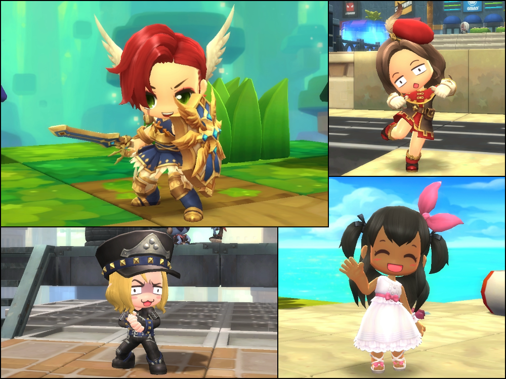 MapleStory 2 :: Style Crate and More!