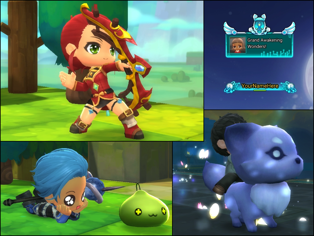 May 21 Buy an Instrument Day Sale MapleStory 2