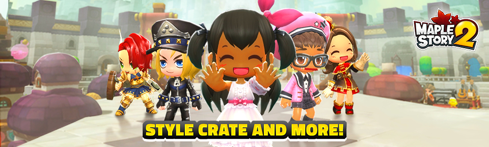Steam Community :: MapleStory 2 :: Events