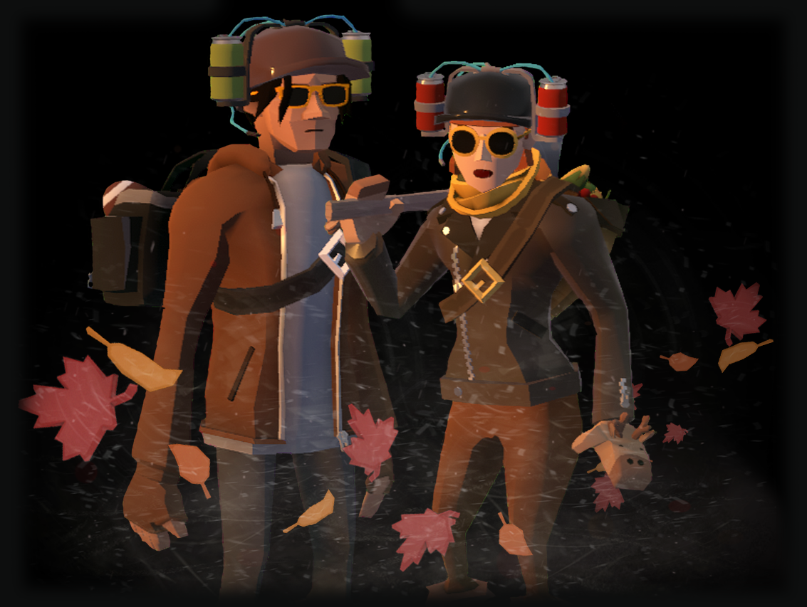 Thanksgiving Cosmetic Crate