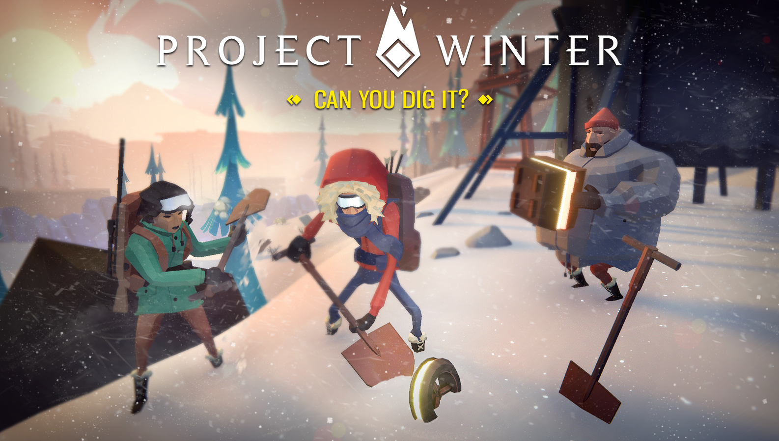 Project Winter - Can You Dig It? - Steam News