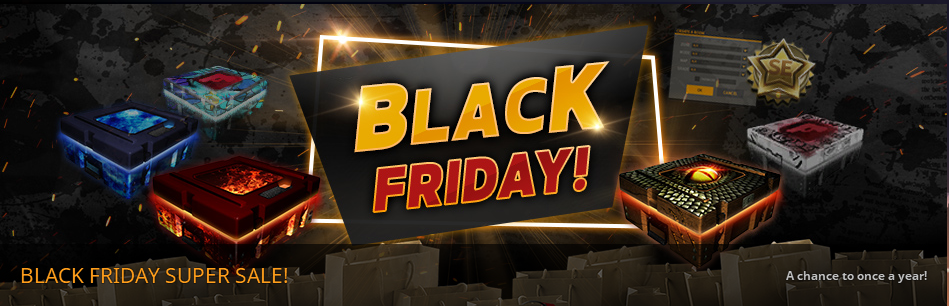 Steam :: CombatArms: Reloaded :: BLACK FRIDAY SALE 11/14