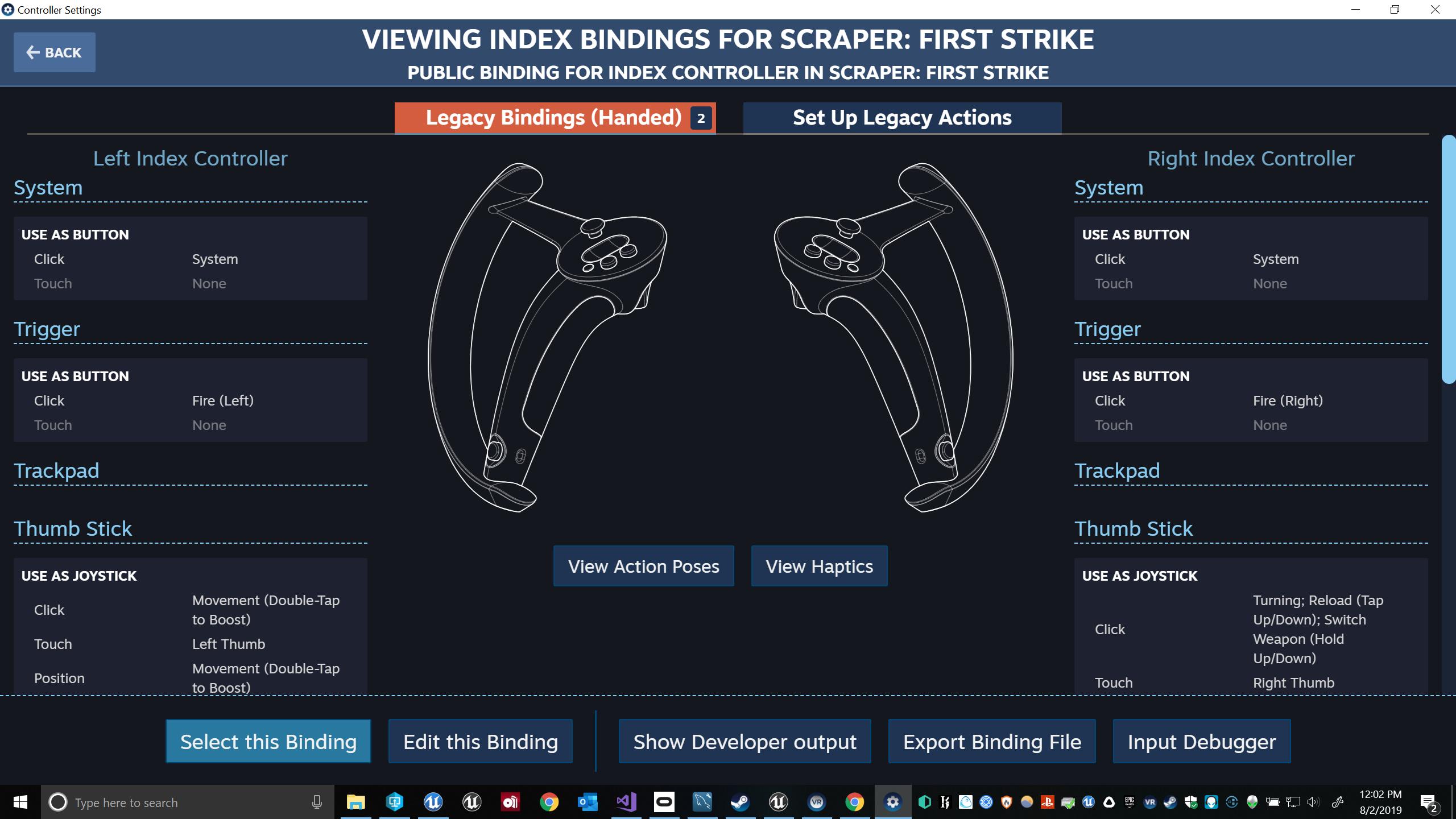 Scraper: First Strike