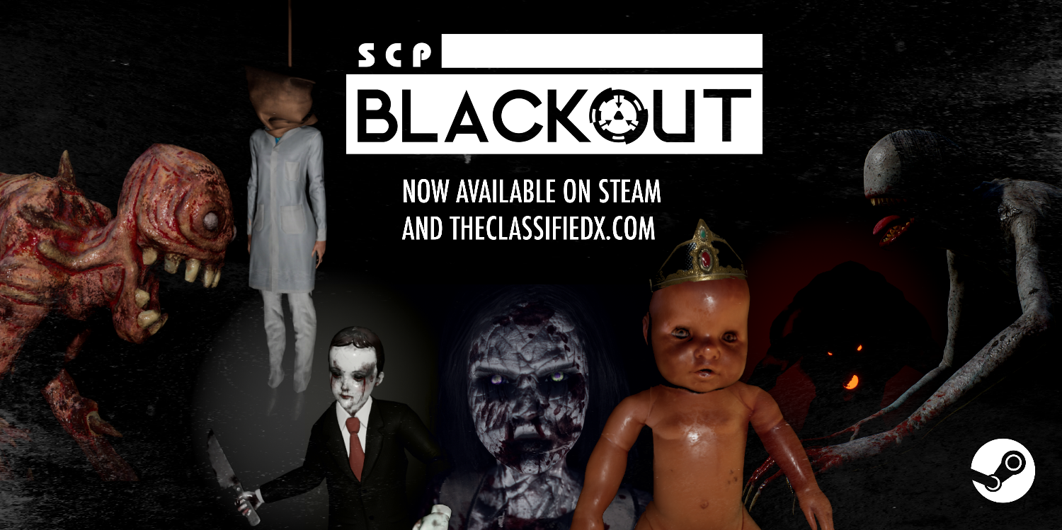 Steam Community :: SCP: Blackout