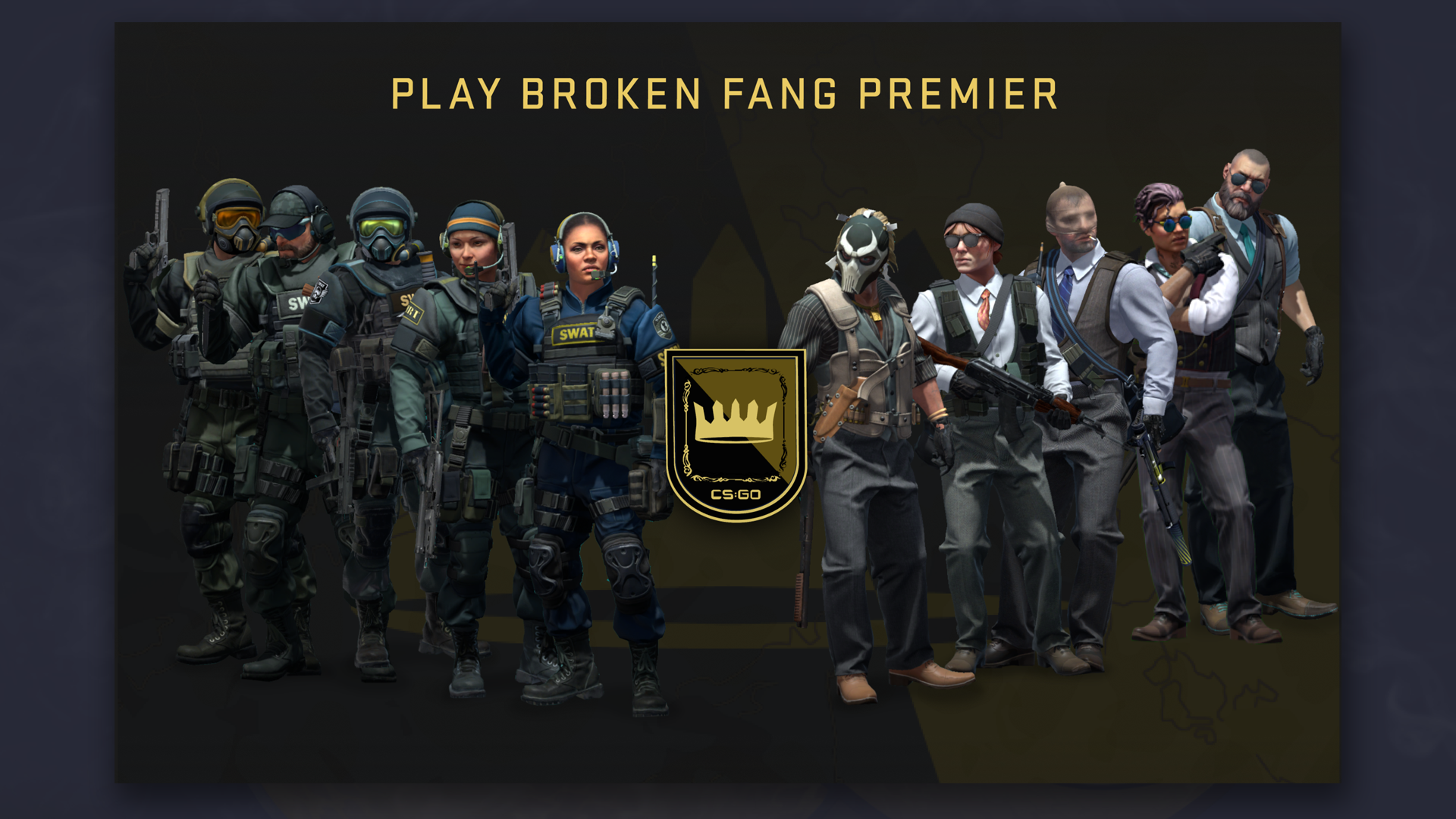 Introducing Operation Broken Fang