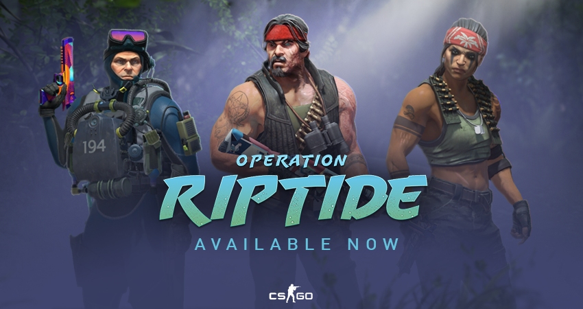 Introducing Operation Riptide