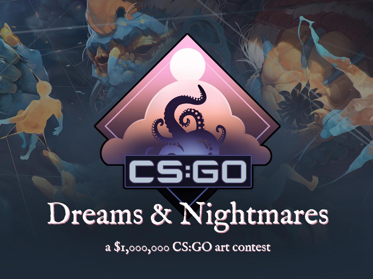 Announcing the CS:GO Dreams & Nightmares Workshop contest