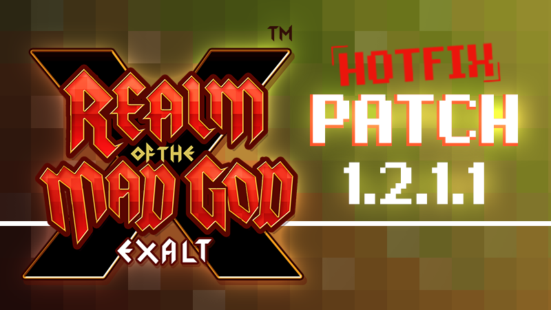 Patch 1.2.1.1.0 Hot(fixed) Friday News