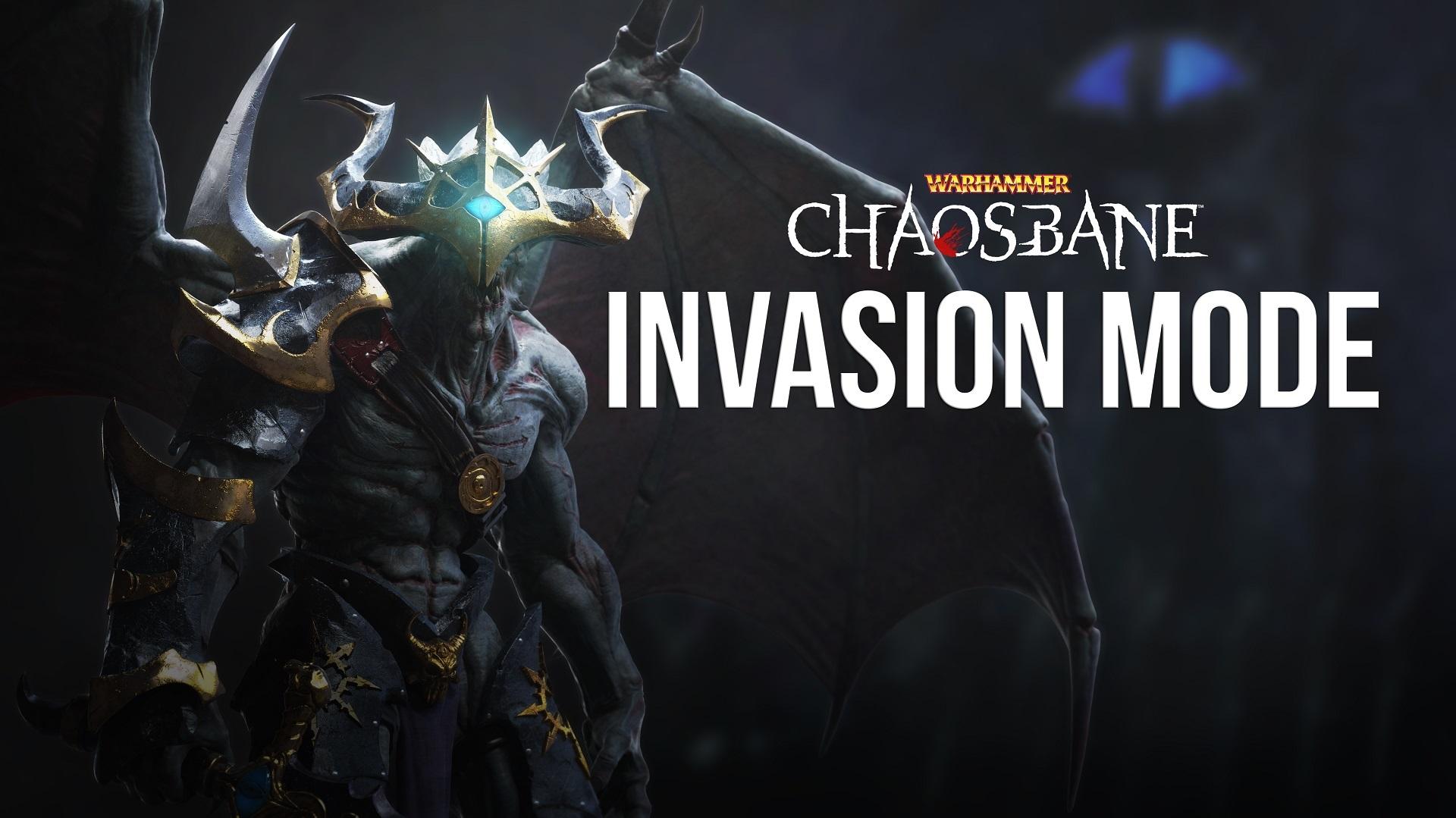 Warhammer Chaosbane v1.02 — Invasion
