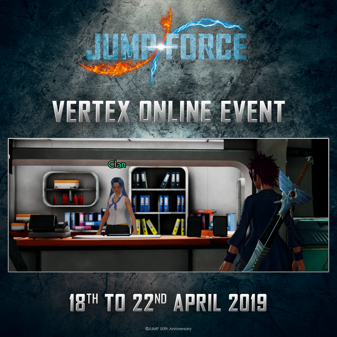 Vertex Online Event is on from 18th April to 22nd April