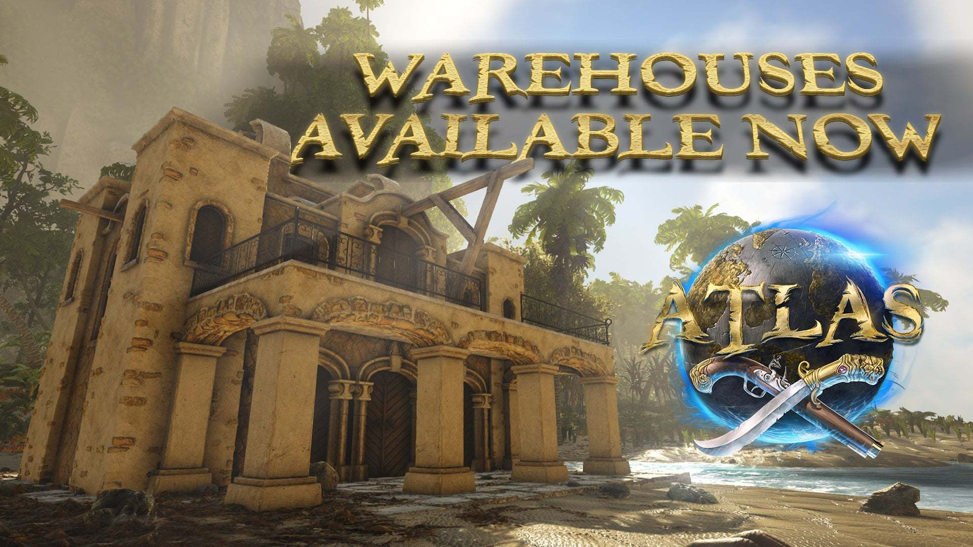 v409.1 - Warehouses Available Now!