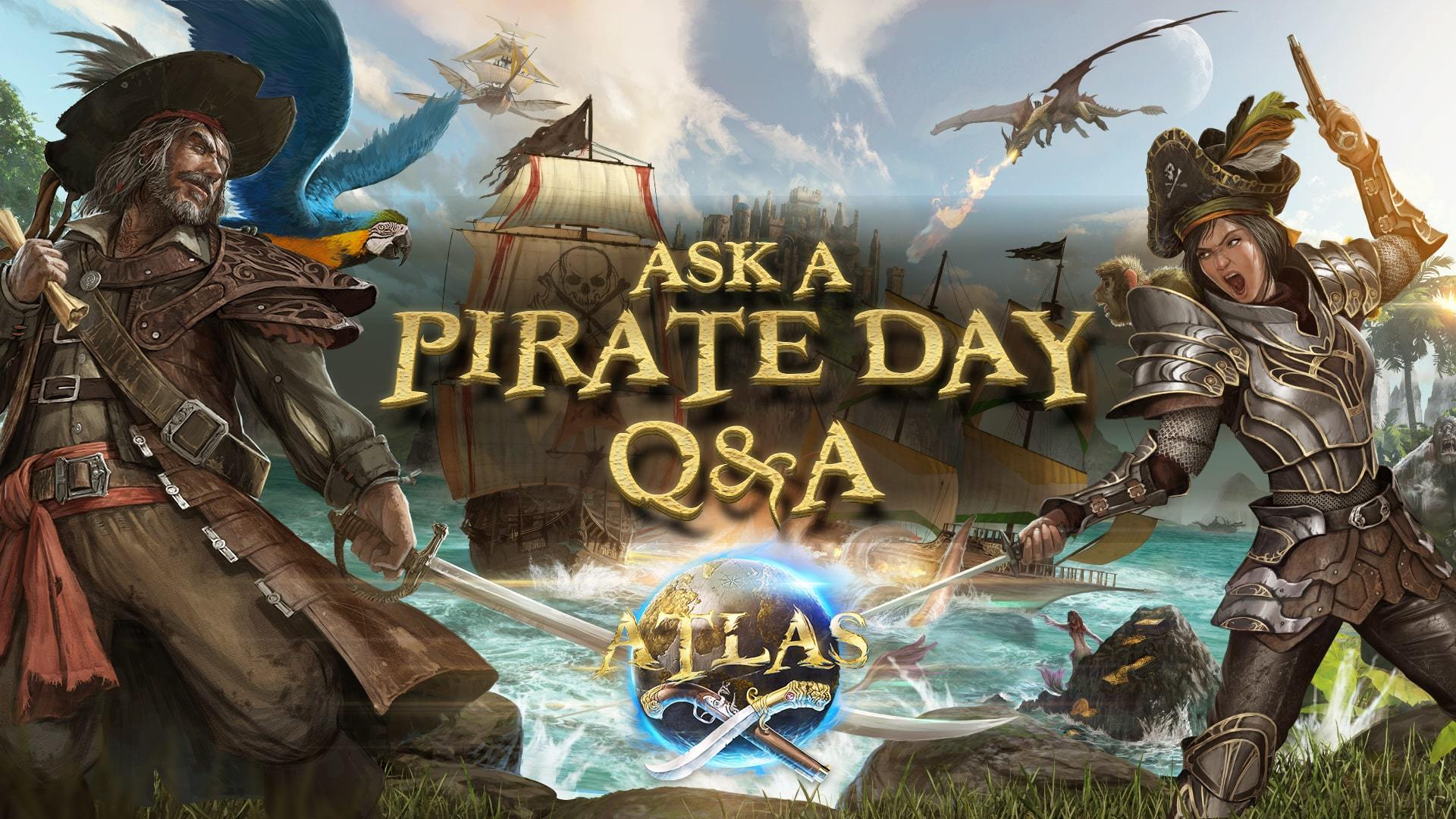 State of the Game and Ask a Pirate Day - Q&A with the Devs #3